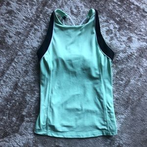Lululemon High Neck Tank Size 8